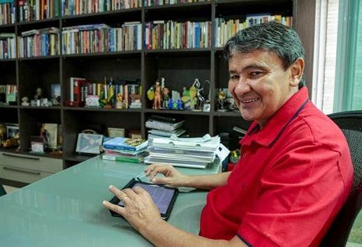 Governador Wellington Dias lança livro no Salipi nesta terça-feira