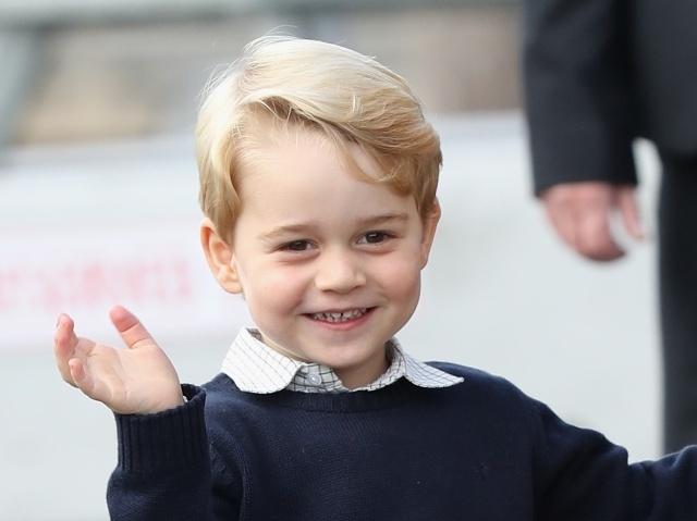 Príncipe George ganhará segurança reforçada após ameça terrrorista