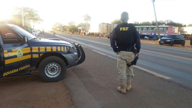 PRF registra queda no número de acidentes em rodovias do PI