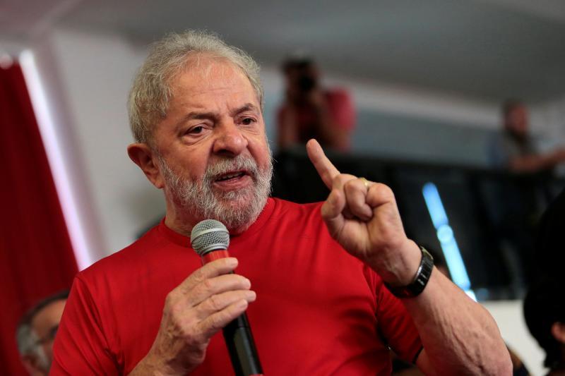 Lula critica 'denuncismo' e diz estar 'cansado de mentiras'
