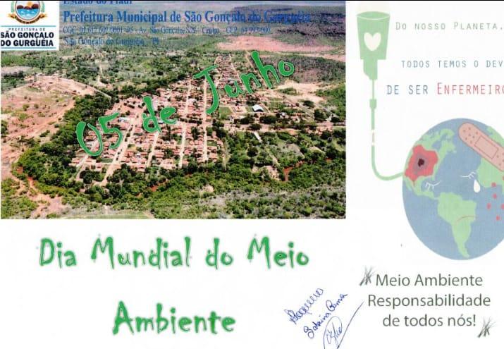 Prefeitura e Secretaria Municipal de Meio Ambiente deixam recado no dia do meio ambiente