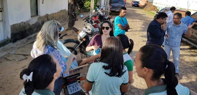 Prefeitura de Castelo realiza projeto de Atividades Intensivas de Saúde Ambiental