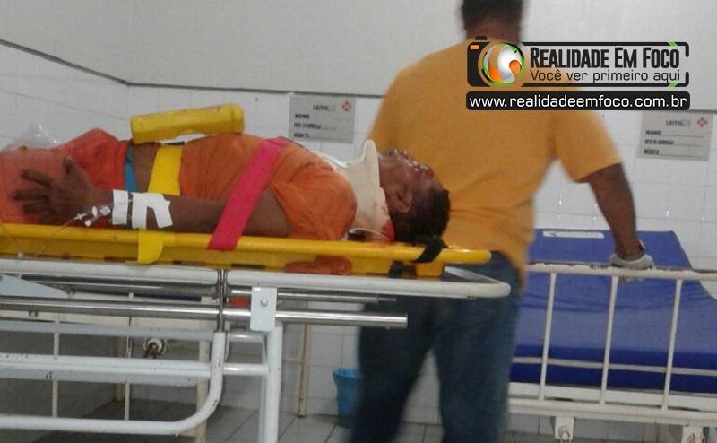 Lavrador é atropelado na PI-113 entre José de Freitas e Cabeceiras