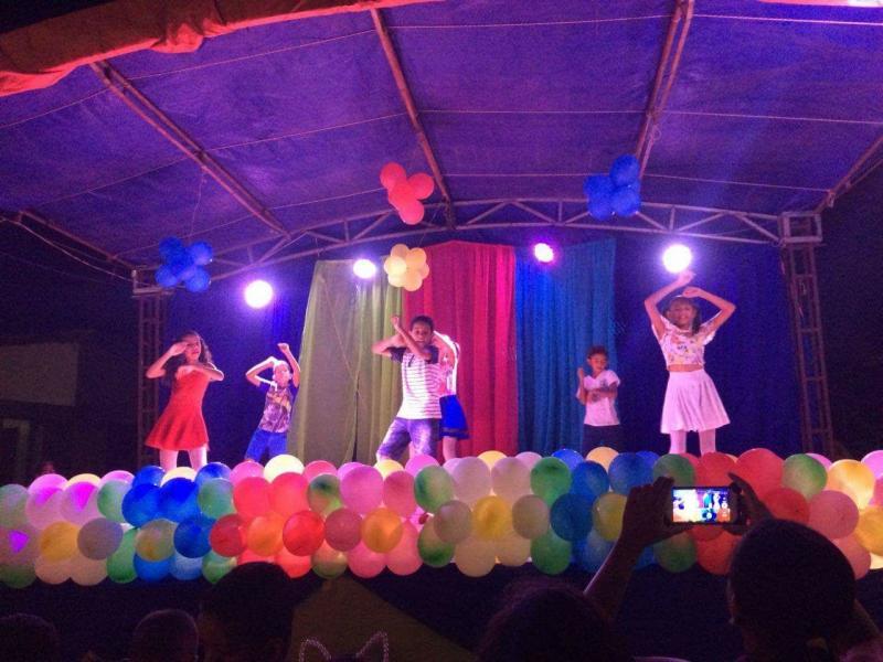 Prefeitura de Francisco Ayres realiza festa das crianças