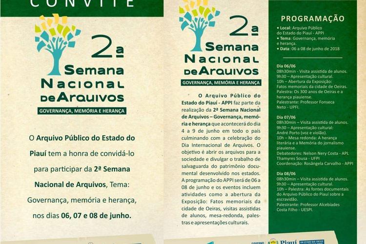 Arquivo Público destaca 300 anos de Oeiras em programação especial