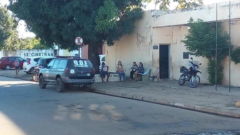 Divisão de Operações Especiais da Polícia Civil realiza Operação na Região de Esperantina