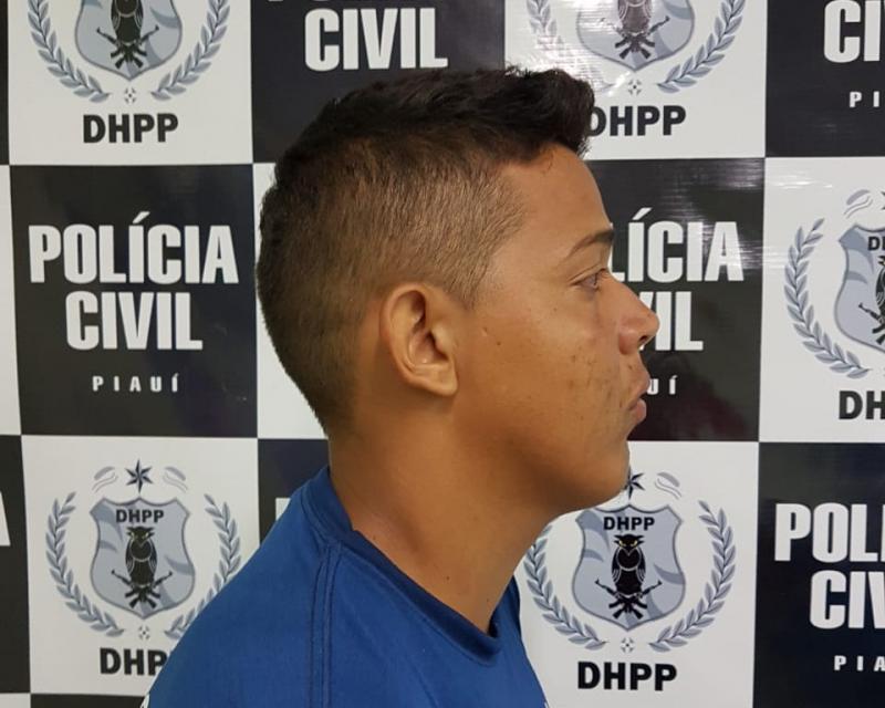 Acusado de homicídio é preso na zona sudeste de Teresina