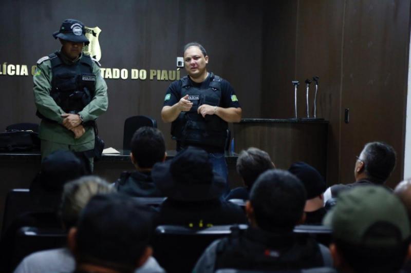 Acusado de assaltar casa de deputado é preso em Teresina