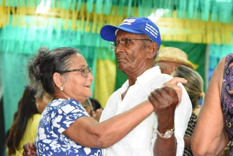 SEMDAS promove atividades para idosos em Floriano