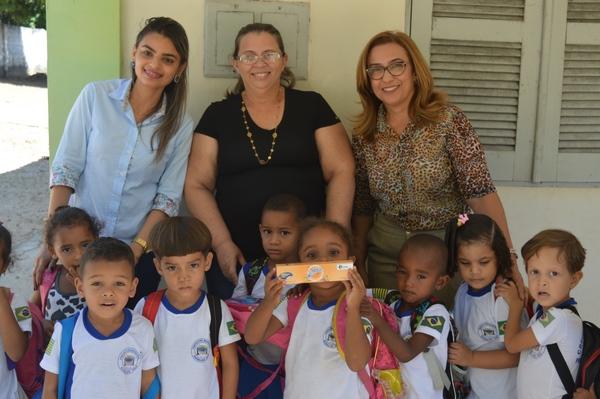 Secretarias Municipais desenvolvem estratégia de fortificação da alimentação infantil no Município