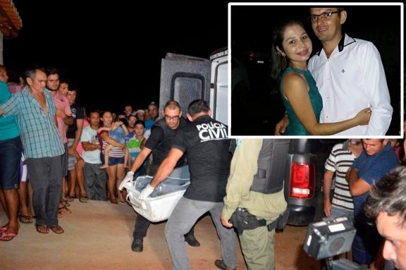 Acusado de matar professora com 26 facadas se entrega à polícia
