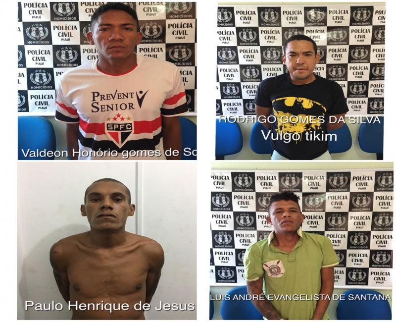 Polícia prende acusado de participar da morte de comerciante em Teresina