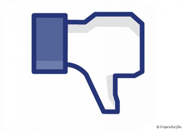 Facebook testa recurso de 'downvote' no Brasil