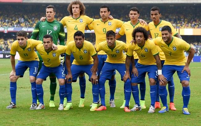 Brasil mantém segunda posição em último ranking da Fifa antes da Copa 67dad5a3f2890