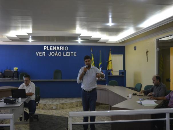 Prefeitura de Oeiras promove audiência pública para apresentação da LDO 2019
