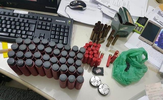 Operação da Polícia Civil prende envolvido em roubos em Esperantina