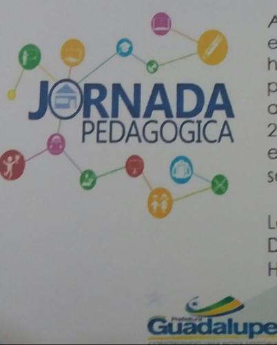 Secretaria Municipal de Educação realiza hoje 1º Jornada Pedagógica 2018