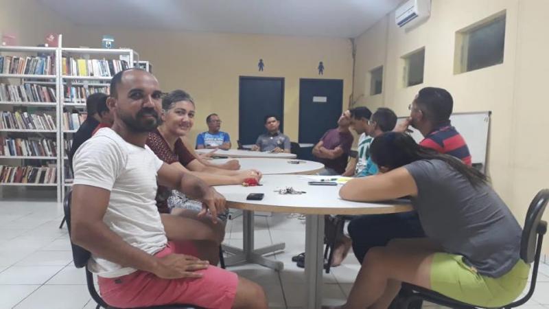Comissão de eventos programa Festival de Verão 2018 de Francisco Ayres