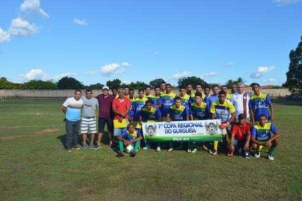 1º Copa Regional de Futebol do Gurgueia - Guadalupe X Uruçuí