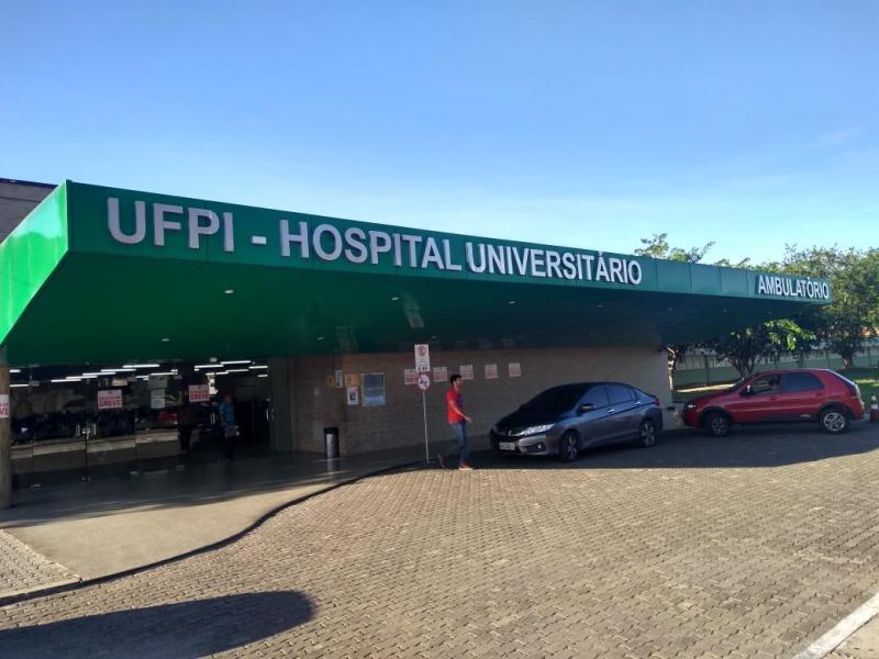 Trabalhadores do HU da UFPI encerram greve