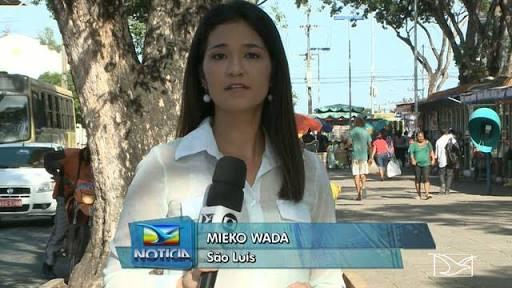 Sequestrada jornalista da TV Mirante em São Luís do Maranhão
