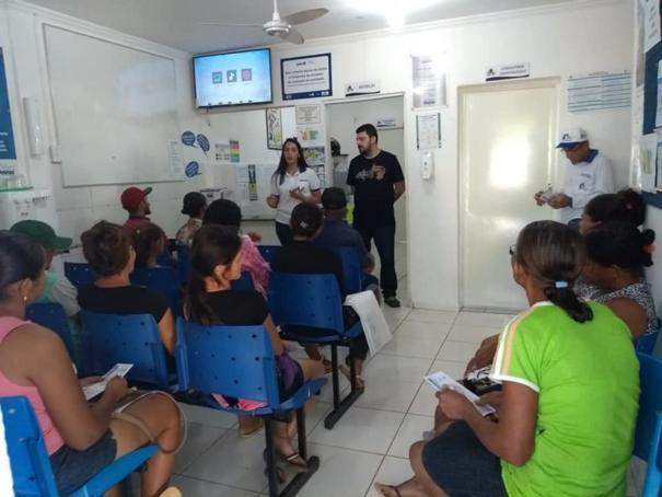 Secretaria Municipal de Saúde reforça ações de combate ao Tabagismo em Oeiras
