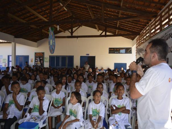 Oeiras realiza 6ª Conferência Infantojuvenil pelo Meio Ambiente e 3ª Mostra Educanvisa