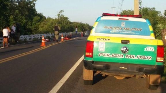 Mulher morre ao ser atropelada por ônibus no Piauí
