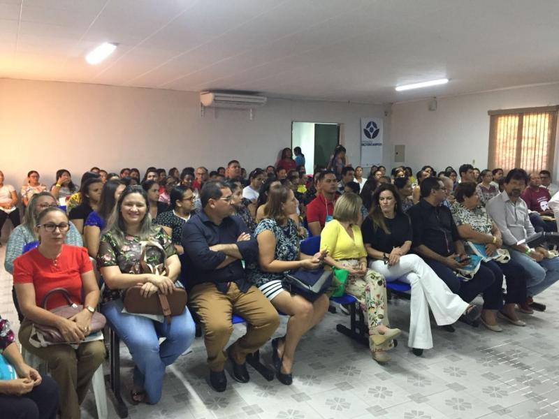 Demerval Lobão | prefeito e 'Fundação Milton Campos' promovem seminário sobre consumo de álcool