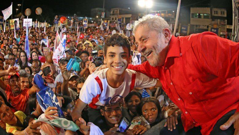 Pesquisa: Lula lidera intenções de voto para as eleições 2018