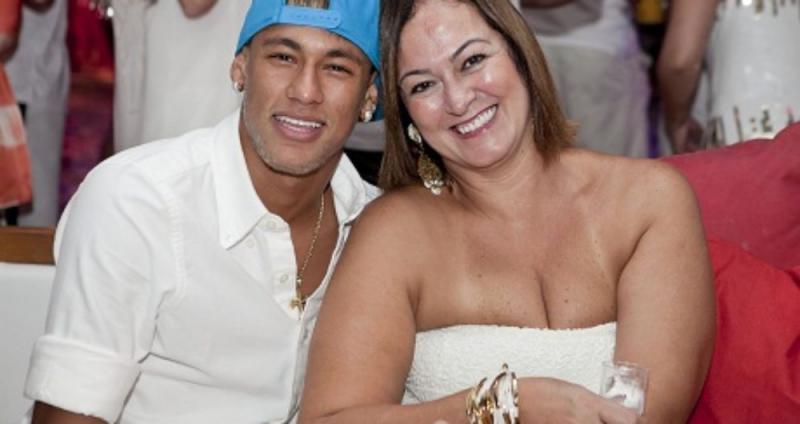 Mãe de Neymar revela que quer mais um neto e sugere nome para o bebê