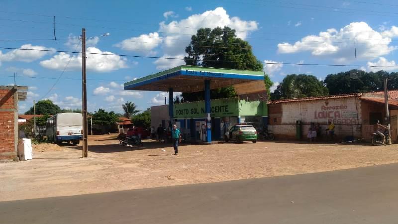 Bandidos armados assaltam posto de combustível em Boqueirão do Piauí
