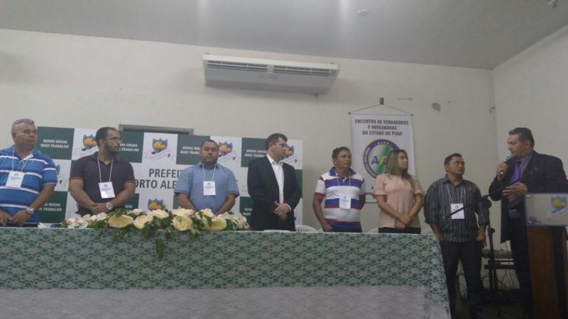 AVEP realiza encontro com vereadores em Porto Alegre do Piauí