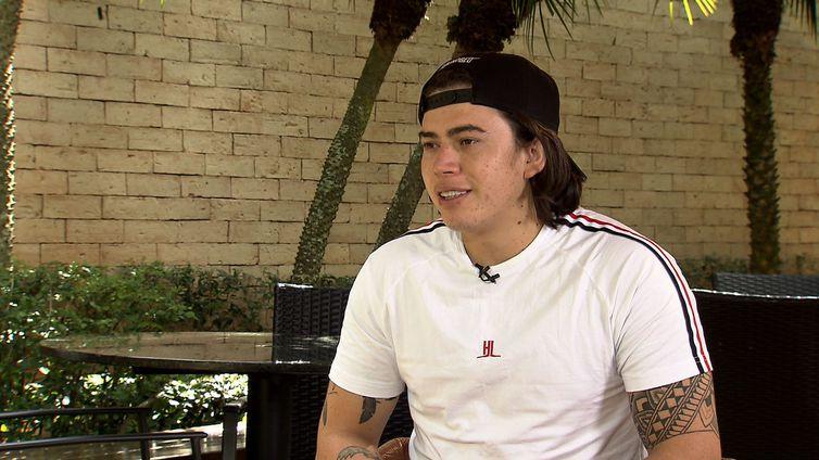 """Whindersson Nunes: """"Quero em 15 anos não precisar trabalhar"""""""