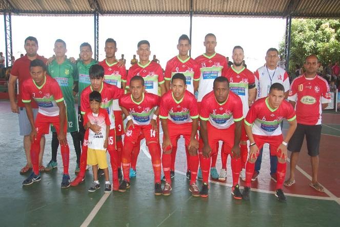 Campari é tricampeão de futsal da Taça Cidade José de Freitas