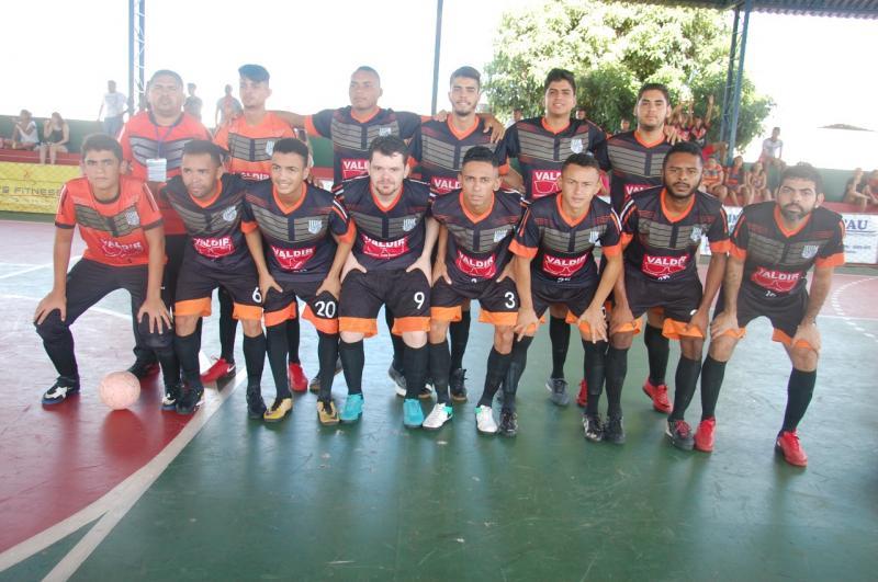 Crac Cabeceiras é vice-campeão da Taça Cidade JF de Futsal 2018
