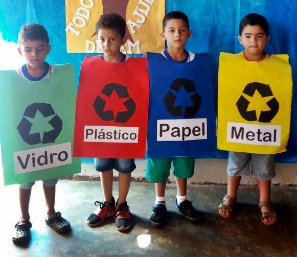 Atividades em escolas marcam Semana Mundial do Meio Ambiente em Altos