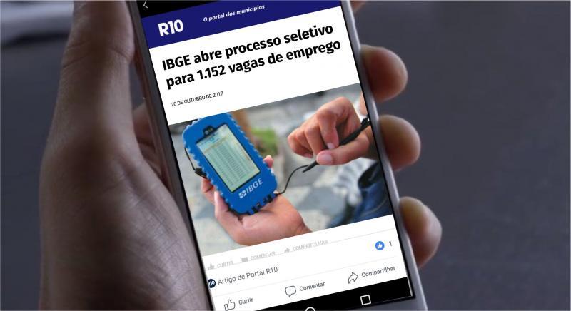 R10 lança recurso Instant Articles em parceria com o Facebook