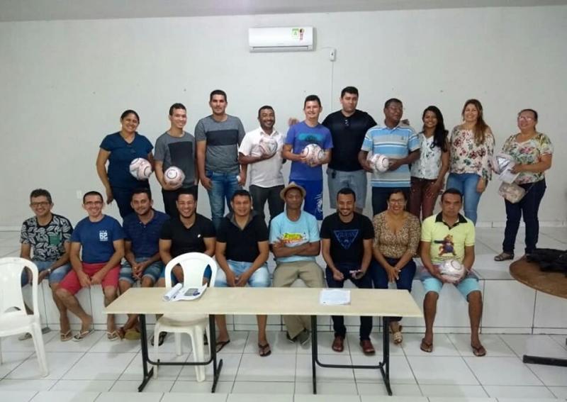 Prefeitura de Esperantina realiza a 4ª edição do Campeonato Intercolegial de futsal