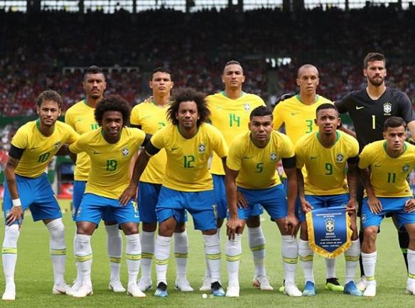 Inteligência artificial prevê o Brasil como campeão da Copa