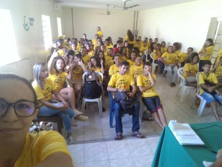 Projeto 'Focados na Prova Brasil' é realizado em Demerval Lobão