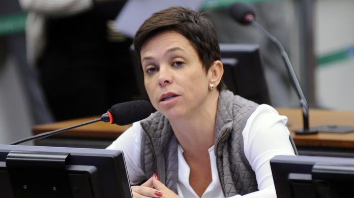 PF cumpre mandado no gabinete da deputada Cristiane Brasil
