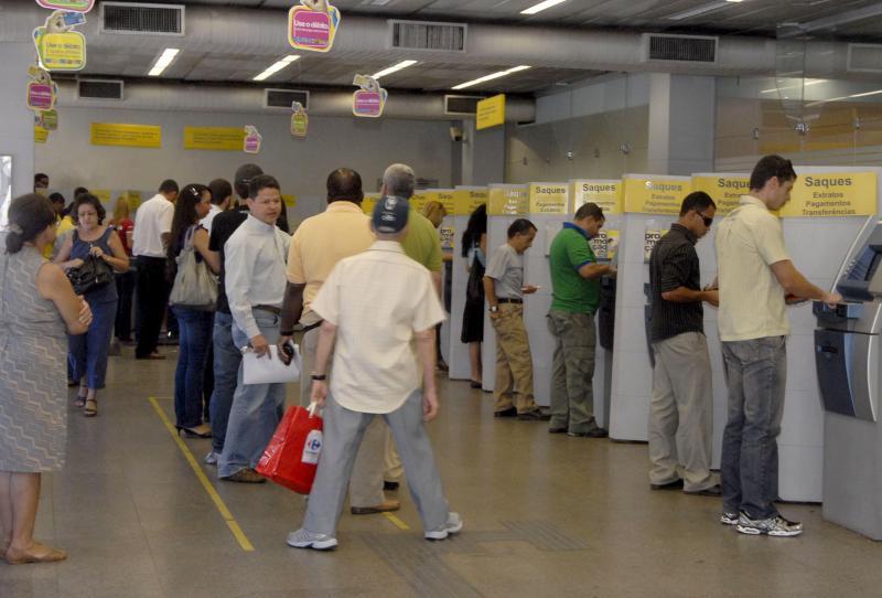 Confira o horário dos bancos nos dias de jogos do Brasil na Copa