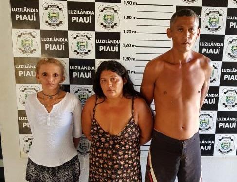 Operação prende acusados de tráfico de drogas no norte do PI