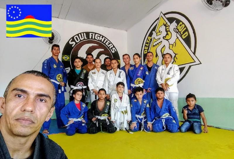 Atletas de Madeiro participarão do Campeonato de Jiu-Jitsu que será realizado em Teresina