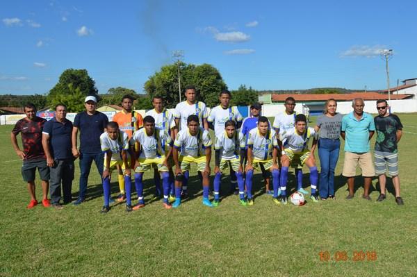 Seleção de Guadalupe perde para Uruçuí e esta eliminada da 1º Copa Regional do Gurgueia