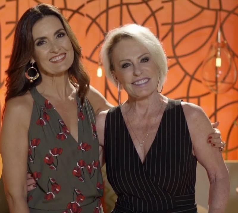 Ana Maria Braga e Fátima Bernardes terão férias 'forçadas' na Globo