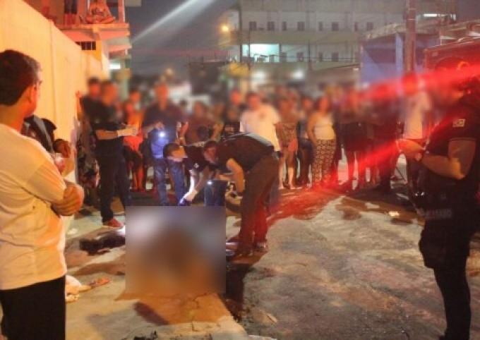 Tiroteio em baile funk deixa 2 mortos e cerca de 30 feridos