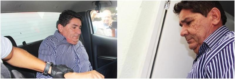 Ex-prefeito sai livre do Fórum de Oeiras após três anos preso pela morte da esposa