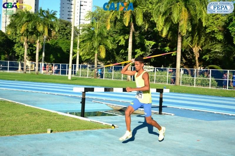 Piauiense é convocado para Sul-Americano de Atletismo no Equador